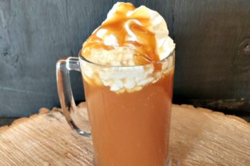 crock-pot caramel apple cider