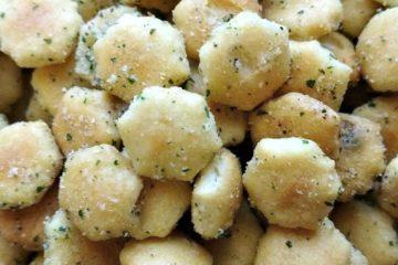 crock-pot easy ranch crackers