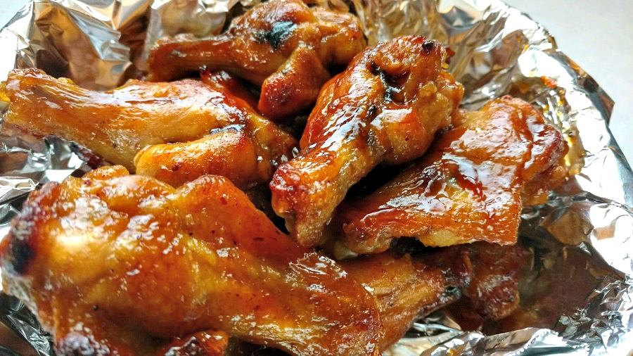 crock-pot sweet honey bbq wings
