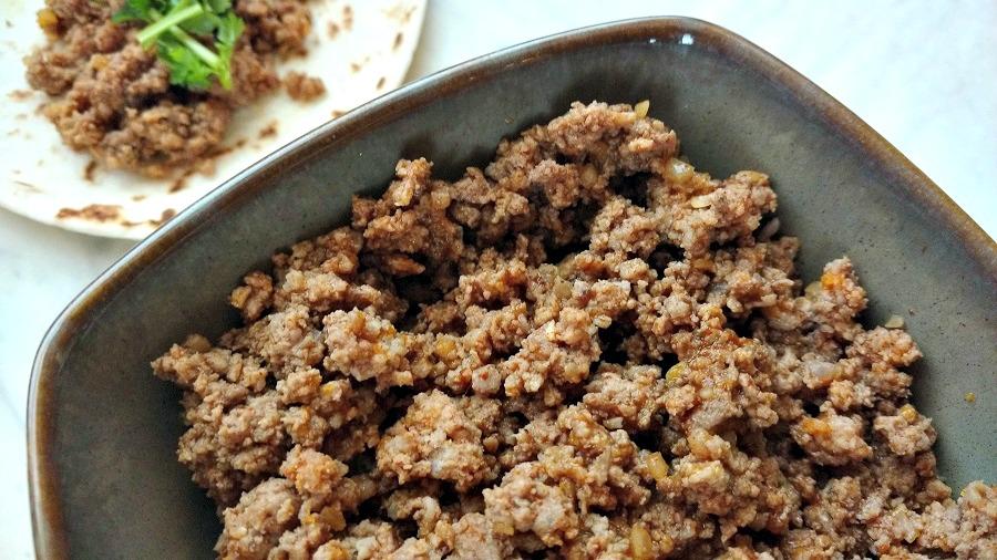 crock-pot taco meat