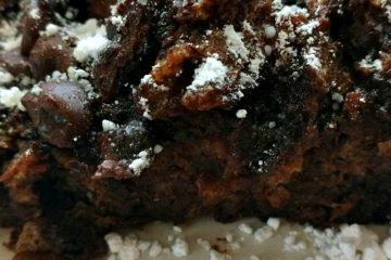 crock-pot chocolate bread pudding