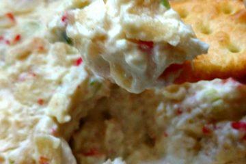 crock-pot crab dip