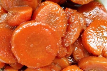 crock-pot brown sugar candied carrots