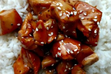 crock-pot orange chicken