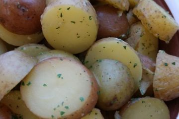 crock-pot ranch potatoes