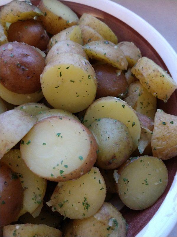 crock-pot ranch potatoes