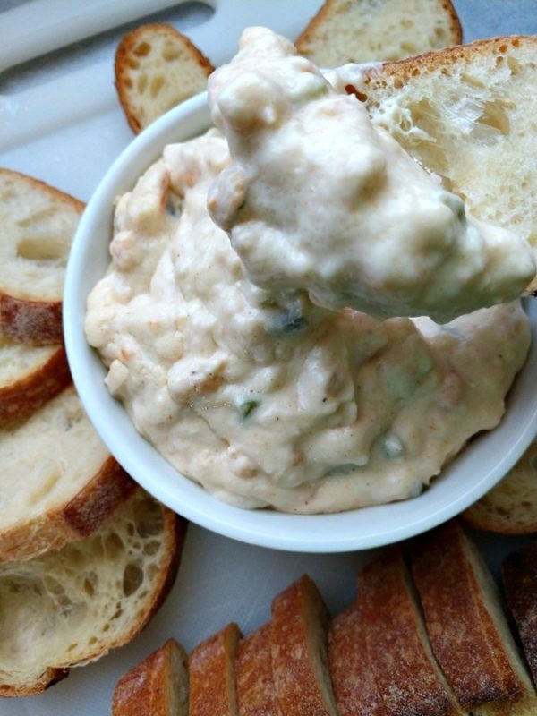crock-pot spicy shrimp dip