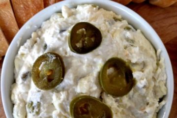 crock-pot jalapeno popper dip