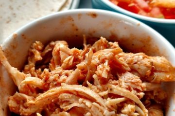 crock-pot buffalo chicken tacos