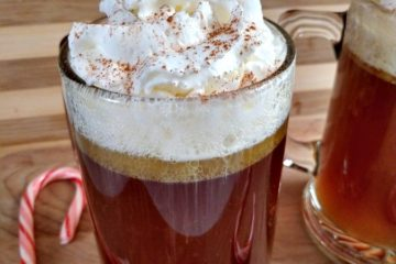 crock-pot hot buttered rum