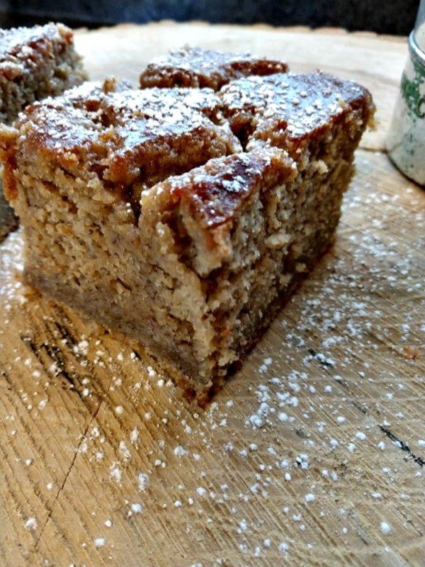 crock-pot banana bread coffee cake