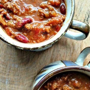 crock-pot best ever chili