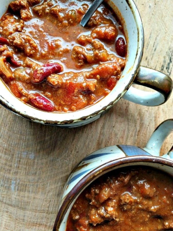 crock-pot best ever chili