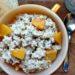 Crock-Pot Peaches and Cream Oatmeal