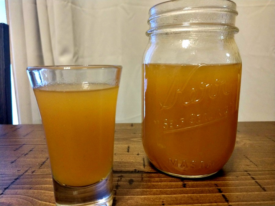 Crock-Pot Apricot Moonshine