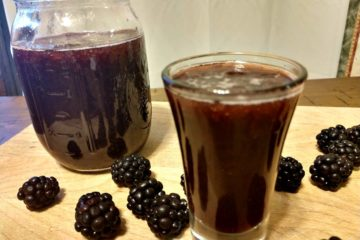 Crock-Pot Black Raspberry Moonshine
