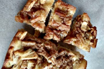 crock-pot apple cinnamon cake